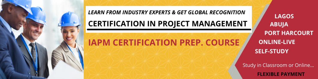 IAPM Certification prep